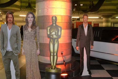 corporate events - celebrity cutouts