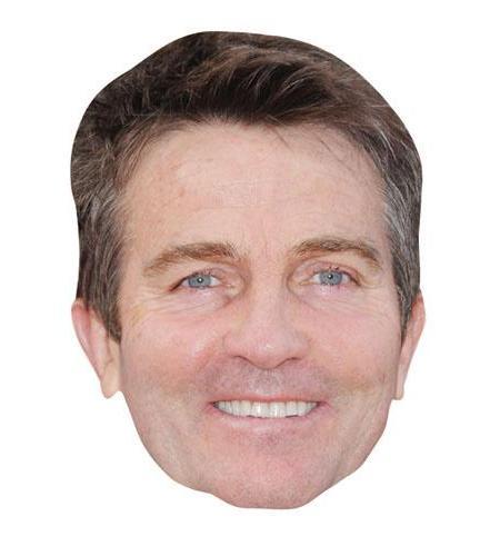 A Bradley Walsh Celebrity Big Head