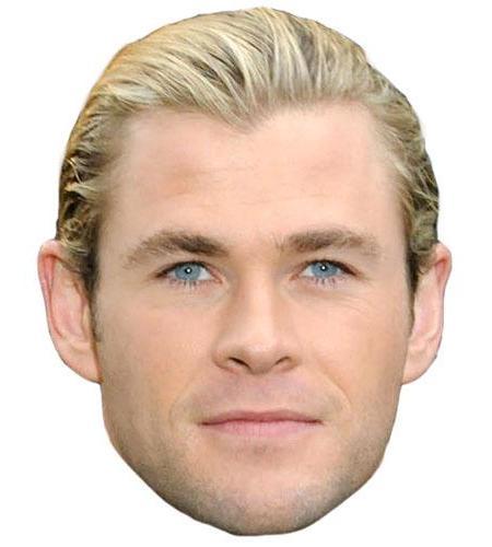 Chris Hemsworth Celebrity Big Head
