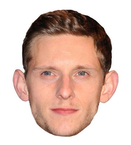 Jamie Bell Celebrity Big Head