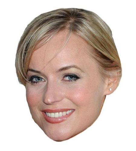 A Cardboard Celebrity Pollyanna Woodward Big Head