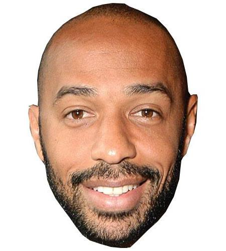 Thierry Henry Mask