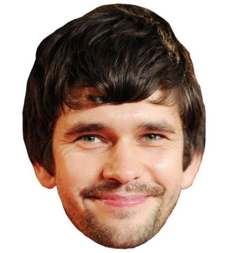 Ben Whishaw Celebrity Big Head