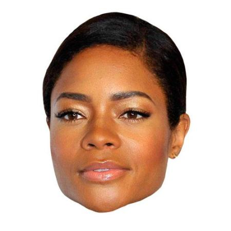 Naomie Harris Celebrity Big Head