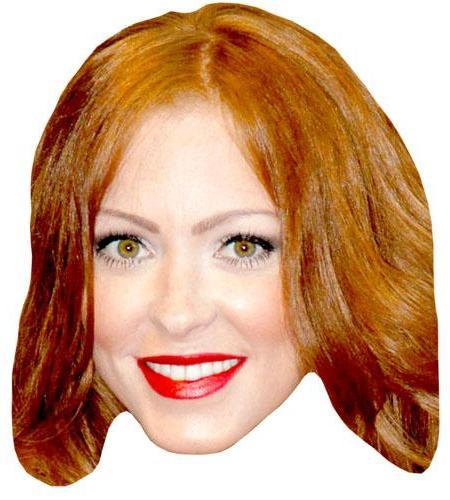 Natasha Hamilton Celebrity Big Head