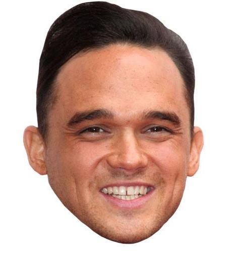 Gareth Gates Celebrity Big Head