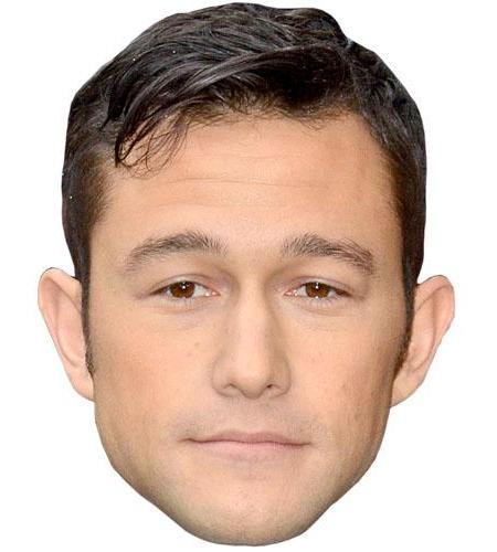 A Cardboard Celebrity Joseph Gordon-Levitt Big Head