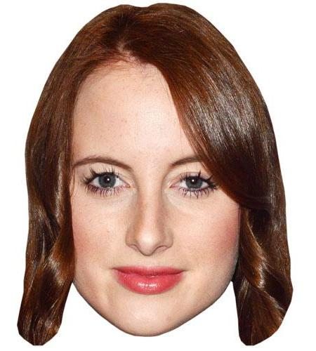 Rosie Fortescue Celebrity Mask