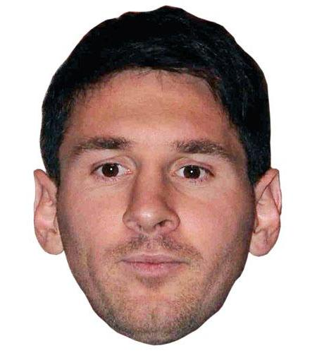 Lionel Messi Celebrity Big Head