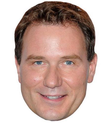 A Cardboard Celebrity Richard Arnold Big Head