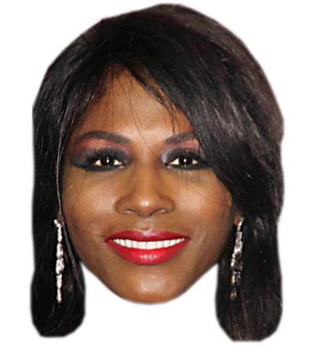 A Cardboard Celebrity Sinitta Big Head