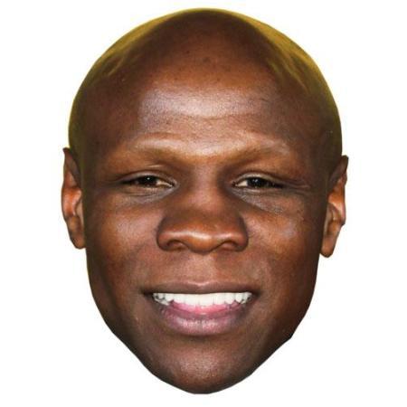 A Cardboard Celebrity Chris Eubank Big Head