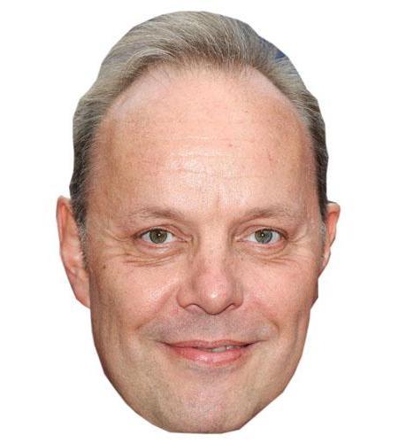 A Cardboard Celebrity David Schaal Big Head