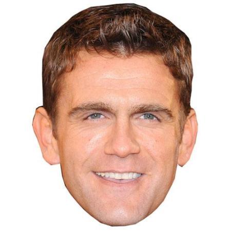 A Cardboard Celebrity Scott Maslen Big Head