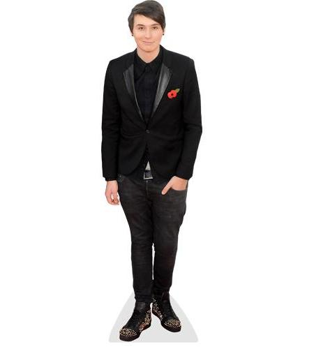 Dan Howell cutout