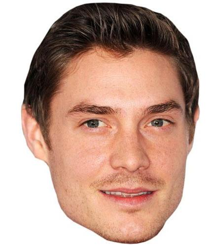 A Cardboard Celebrity Max Brown Big Head