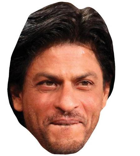 Shah Rukh Khan Celebrity Big Head