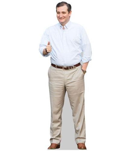 Ted Cruz Cardboard Cutout