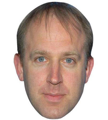 A Cardboard Celebrity Big Head of Tim Vine