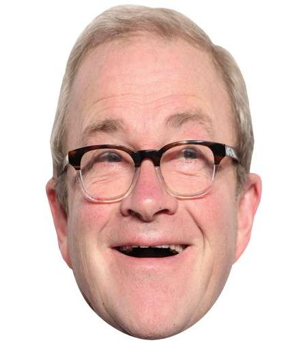 A Cardboard Celebrity Big Head of Harry Enfield