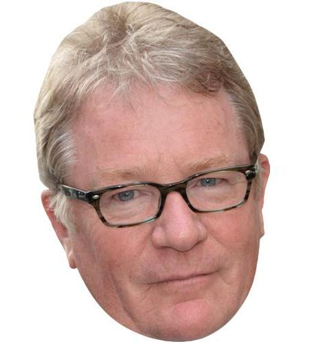 A Cardboard Celebrity Big Head of Jim Davidson