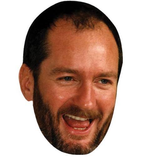 A Cardboard Celebrity Big Head of Kenny Everett