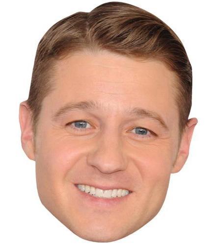 A Cardboard Celebrity Big Head of Ben McKenzie