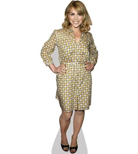 A Lifesize Cardboard Cutout of Billie Piper