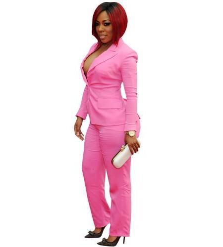 K. Michelle (Pink)