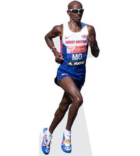 Mo Farah (Running)