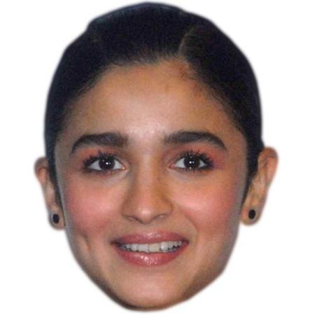Cardboard Cutout Celebrity Alia Bhatt Big Head