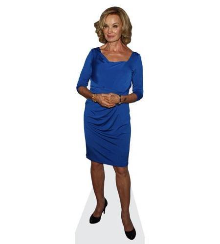 Jessica Lange (Blue Dress)