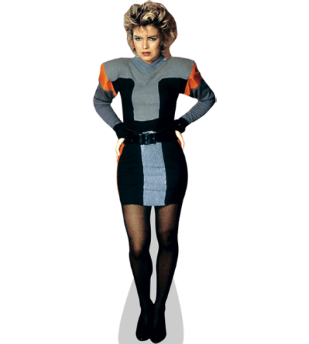 Kim Wilde (Short Dress)