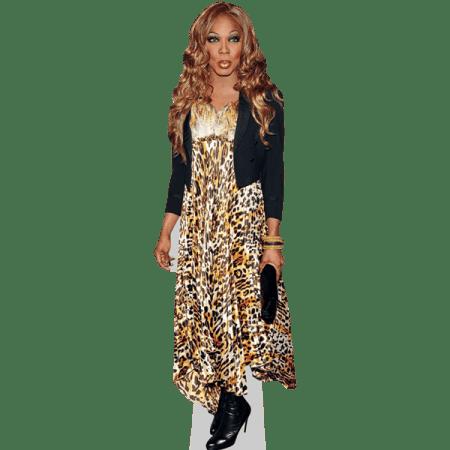 Bebe Zahara Benet (Long Dress)