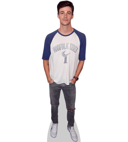 Grant Gustin (Casual)