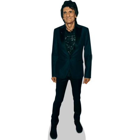 Ronnie Wood (Dark Outfit)