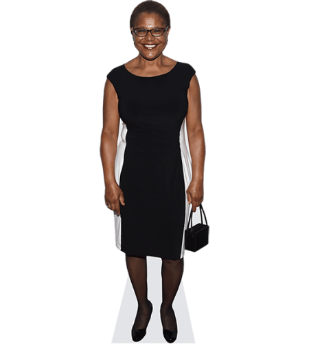 Karen Bass (Black Dress)