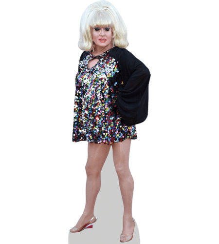 Lady Bunny (Short Dress)