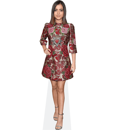 Isabela Moner (Red Dress)