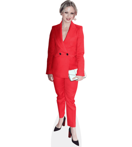 Joanne Clifton (Red Suit)