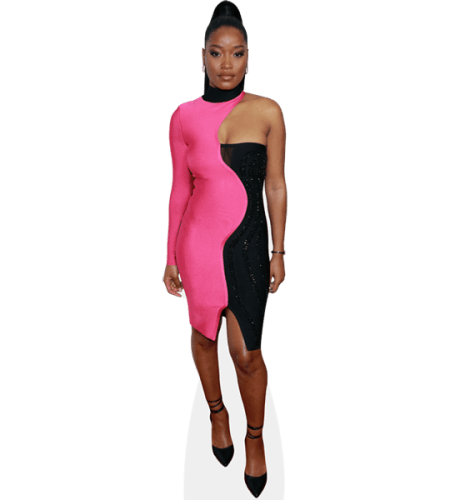 Keke Palmer (Short Dress)