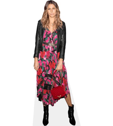 Laury Thilleman (Floral Dress)