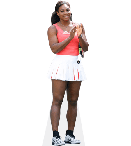 Serena Williams (Tennis Outfit)