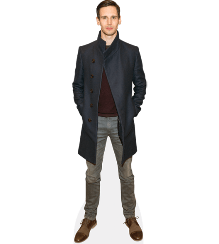Cory Michael Smith (Long Coat)