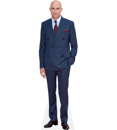 Mark Strong (Blue Suit)