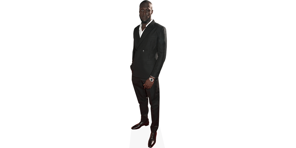 Standee. White Suit Terry Crews Cardboard Cutout lifesize