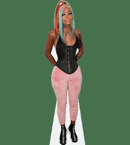 Summer Walker (Pink Trousers)