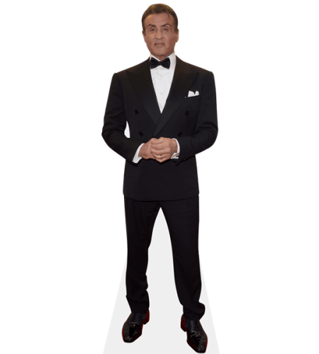 Sylvester Stallone (Suit)