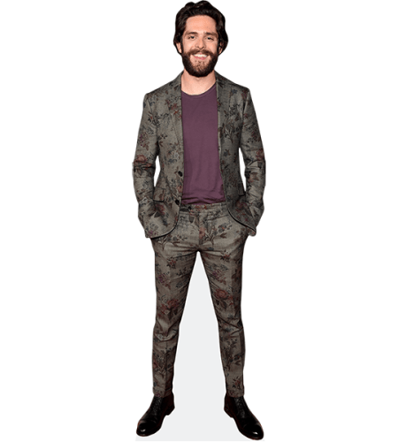 Thomas Rhett (Floral Suit)