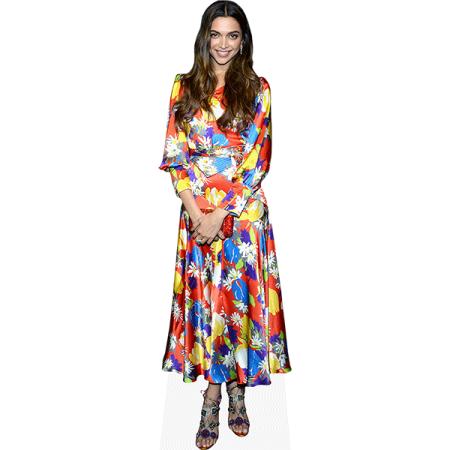 Deepika Padukone (Floral Dress)